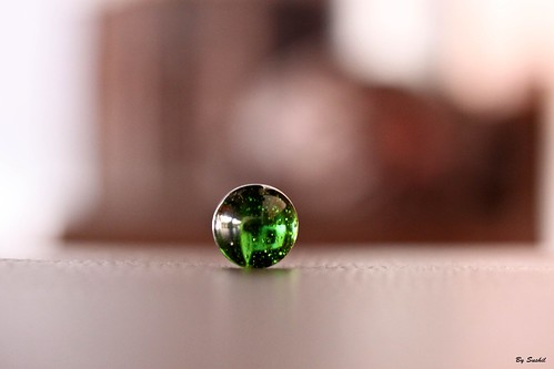 Green Marble Ball : Green marble ball sushil flickr