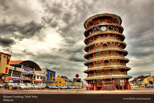 Teluk Intan Malaysia  city photo : Menara Condong, Teluk Intan, Perak, Malaysia | Suzanor Ali | Flickr