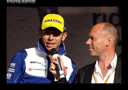 Valentino Rossi E Andrea Dovizioso Forum