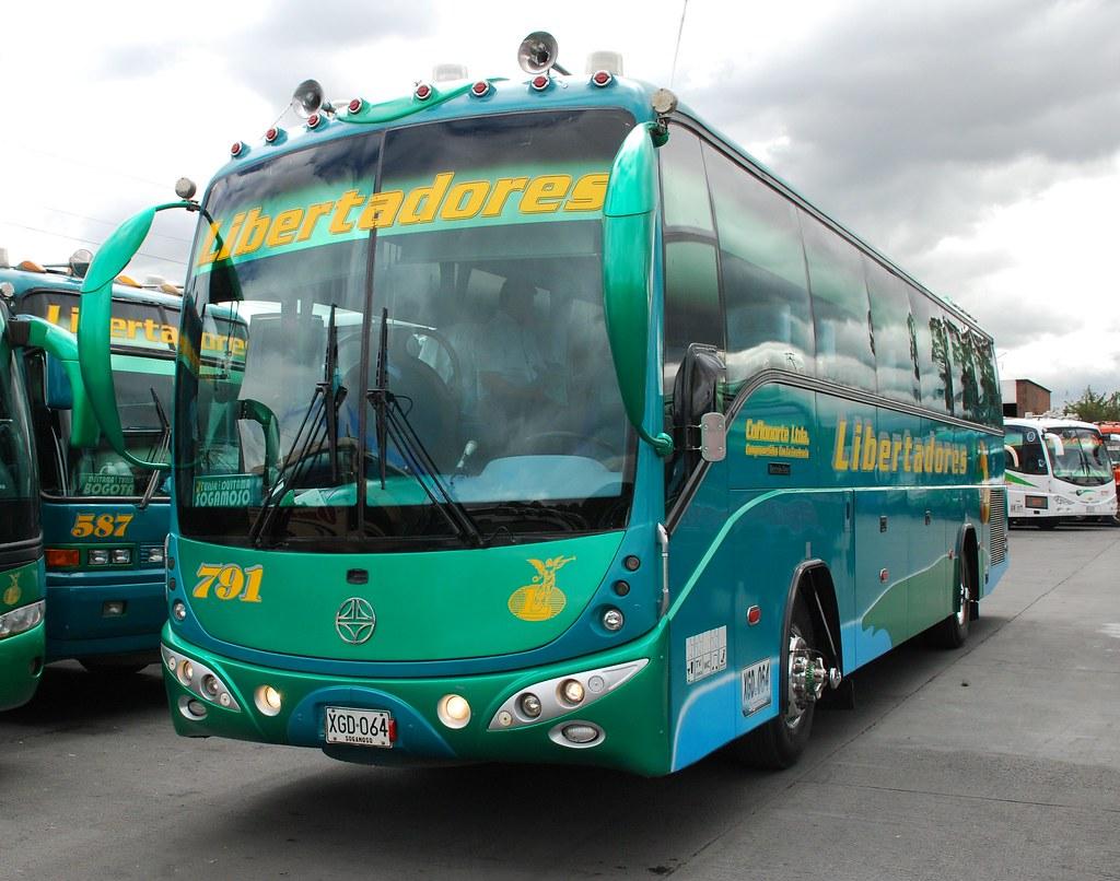 ... Libertadores 791 Terminal Bogotá (130) | by Buses y camiones de  Colombia / Bus