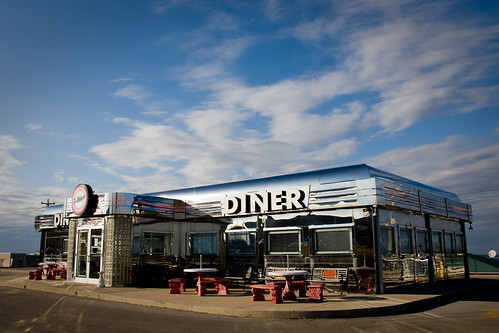 The Coolest Diner on Route 66 | by *lemonade*