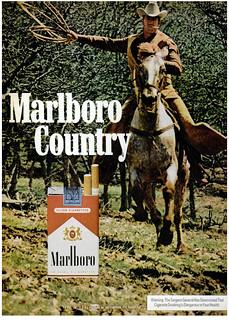Marlboro Ad (Popular Science - October 1972)