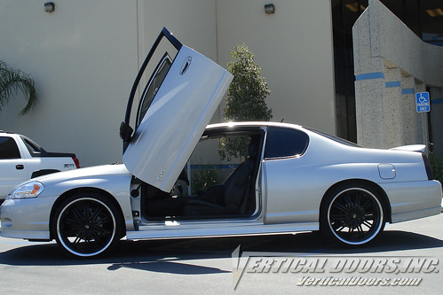 Monte Carlo New >> CHEV MONTE CARLO 01-05 1 bolt on vertical lambo doors conv… | Flickr