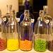 Bottles of Skittles