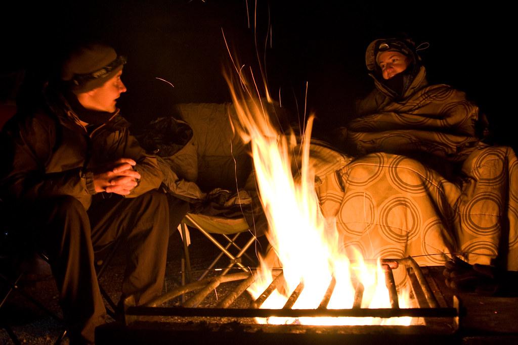 Best campfire evarz