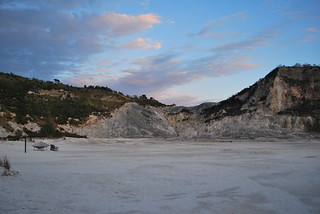 Solfatara Volcano Crater | by goingslowly