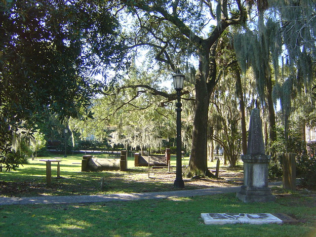 Colonial Park Cemetery Savannah Georgia Ga Flickr Photo Sharing