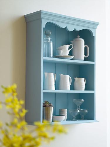 Kitchen Wall Shelves Pinterest