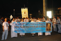 Lead Banner of the National Shrine of Our Lady of Fatima | by National Shrine of Our Lady of Fatima