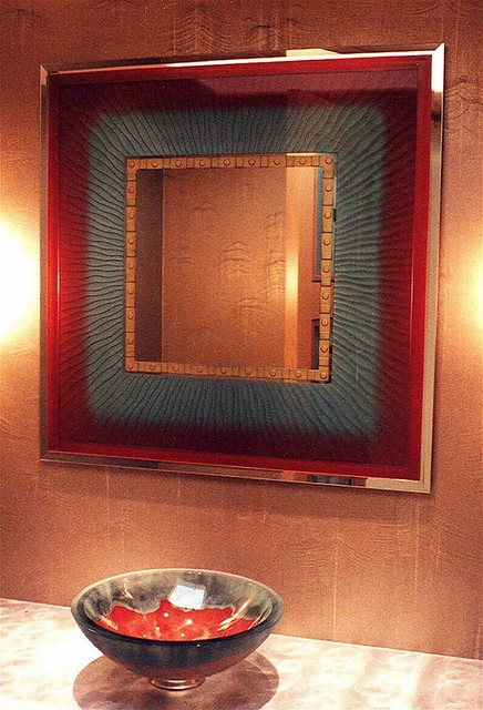 etched glass mirrors bathroom etched bathroom mirror frame carved painted etched 18252