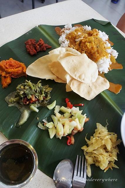 5.Banana Leaf Rice @Hartamas