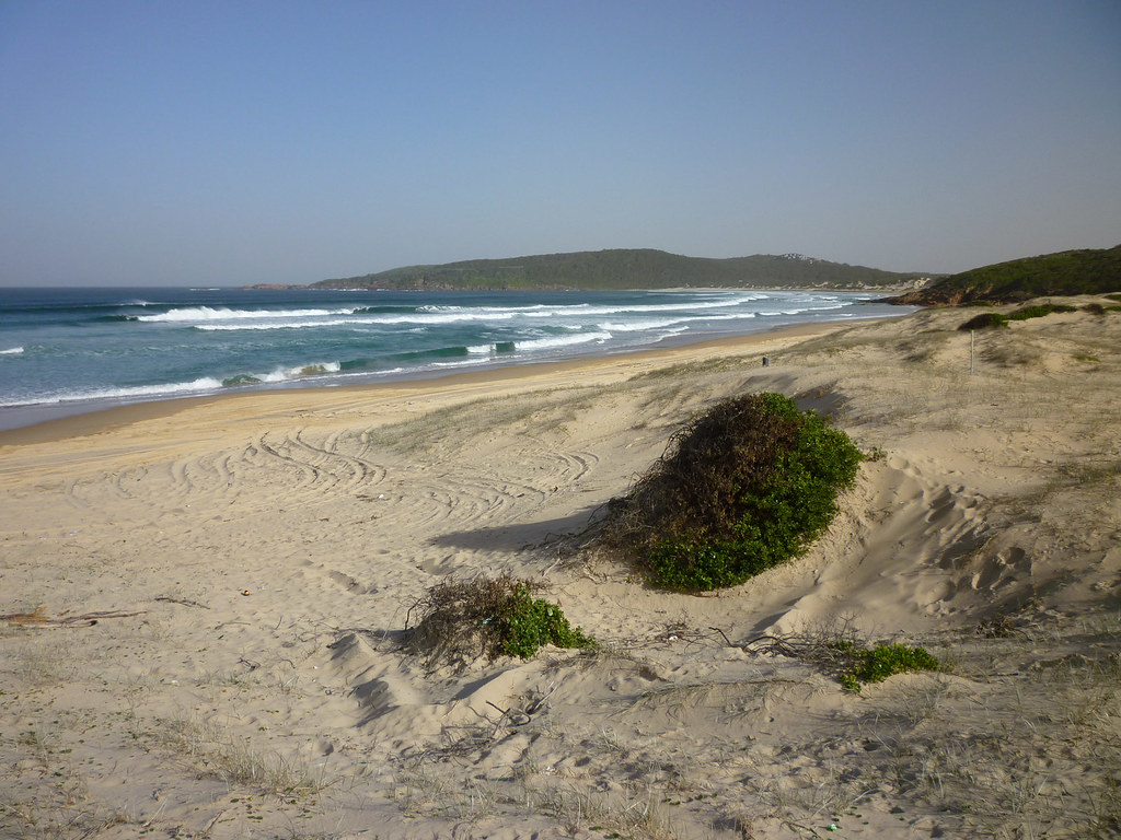 Samurai Beach  Port Stephens, New South Wales, Australia -3158