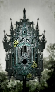 Antique Victorian Birdhouse | by Whale Man