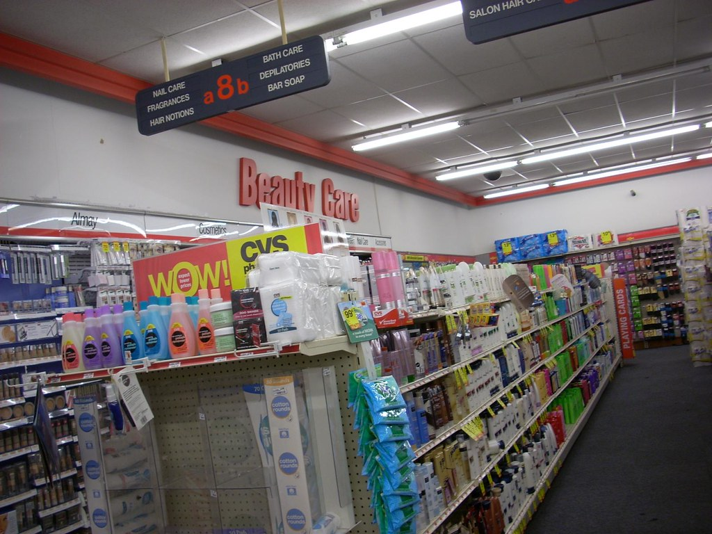 cvs pharmacy interior