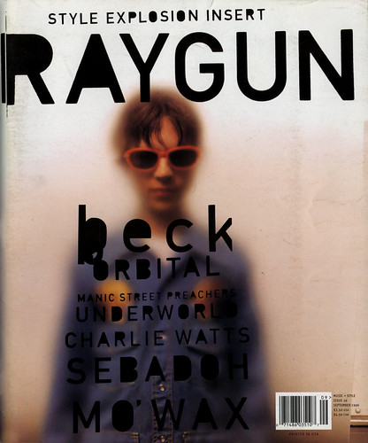 Raygun: Issue 39 | by Joe Kral
