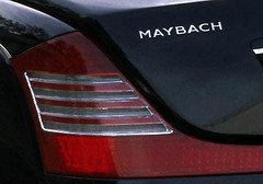 Maybach 62 S Right TailLight Exterior Photo | by CarDekho