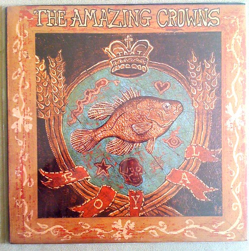 The Amazing Royal Crowns   Royal LP (frente)   Alessandro ... - photo#9