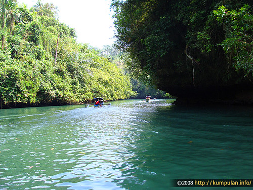 Pangandaran Indonesia  city pictures gallery : Green Canyon, Pangandaran, Indonesia | by Wisata di Kumpulan.Info