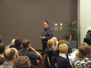 eTLC09 Dinner Hypnosis | by T Gibbison