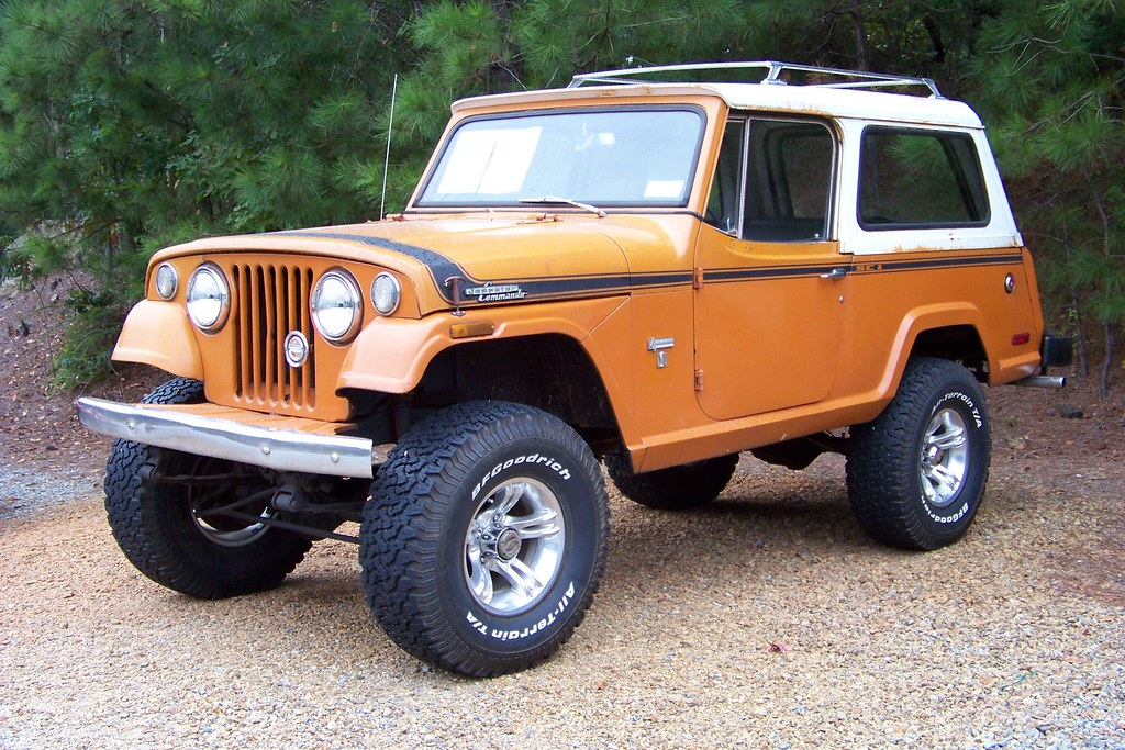 ... 71 Jeepster Commando | By Dave* Seven One
