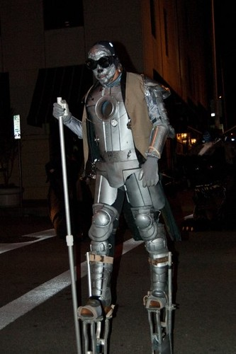 ... Ste&unk Tin man | by BudCrud & Steampunk Tin man | Homemade costumes for Halloween on 6th Su2026 | Flickr