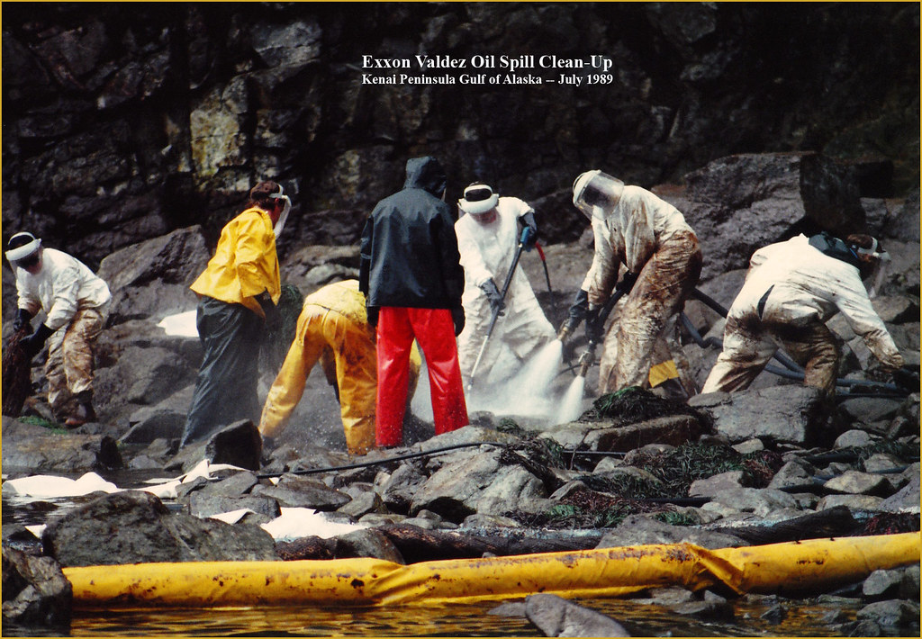 an analysis of the exxon valdez spill using the triple bottom line accounting method In the late 1990s, triple bottom line reporting, which considers that economic, social and environmental areas are equally important (elkington, 1997), but unfortunately, with the higher demand of more integrated reporting, it has been replaced (deegan and unerman, 2011, pp 386.