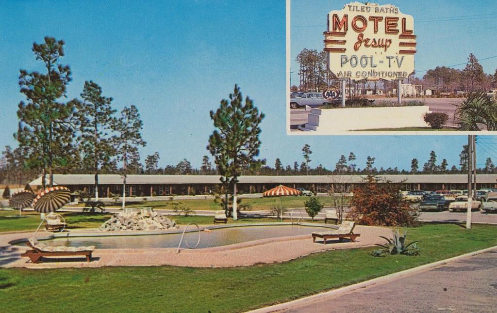Motel Jesup - Jesup, Georgia