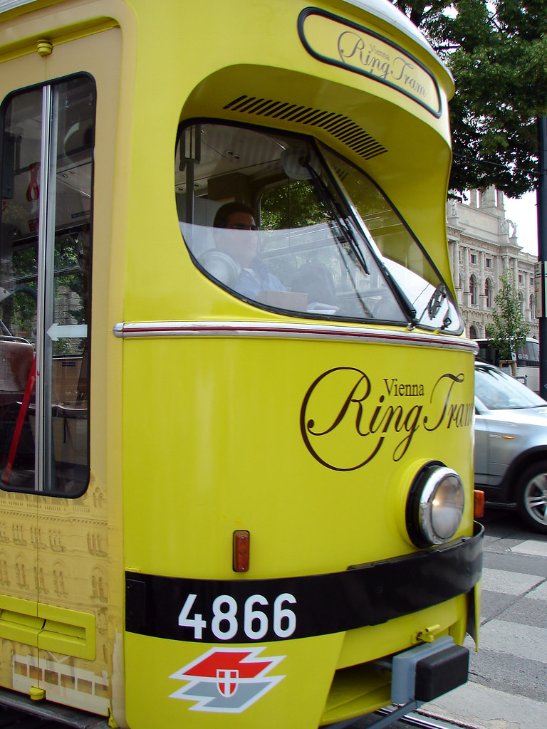 The Ring Vienna S Casual Luxury Hotel Vienna: Photo's Shot In Vienna, Walking From The