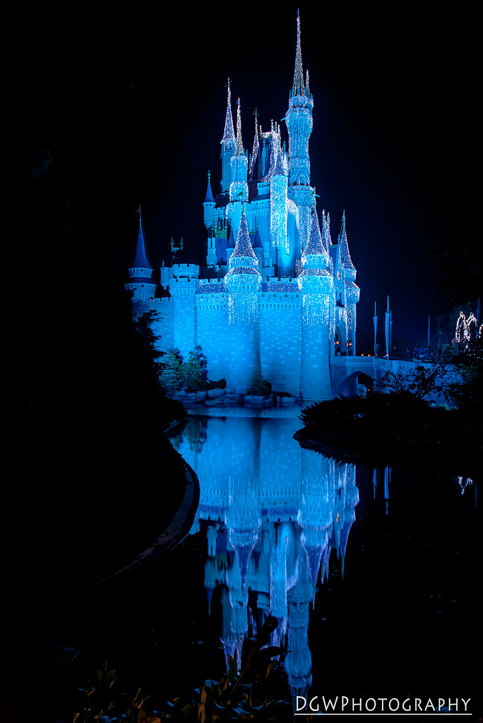 Disney World - Cinderella's Castle