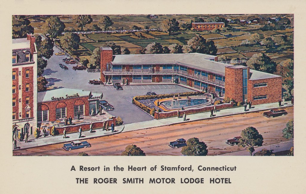 Roger Smith Motor Lodge Hotel - Stamford, Connecticut