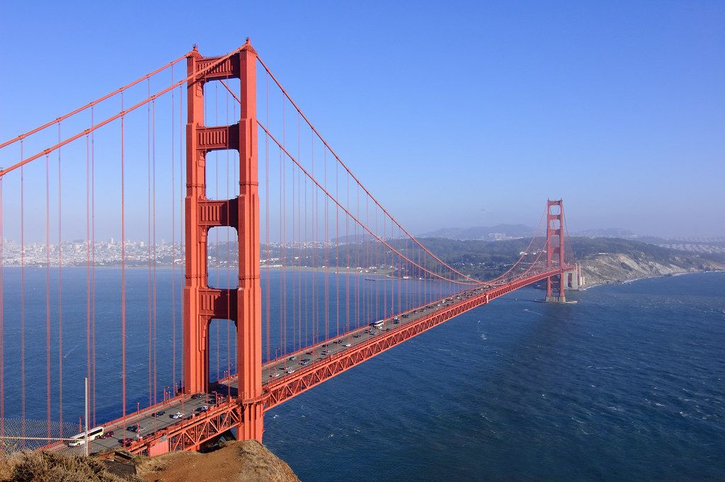 golden gate bridge san francisco le c l brissime pont de flickr. Black Bedroom Furniture Sets. Home Design Ideas