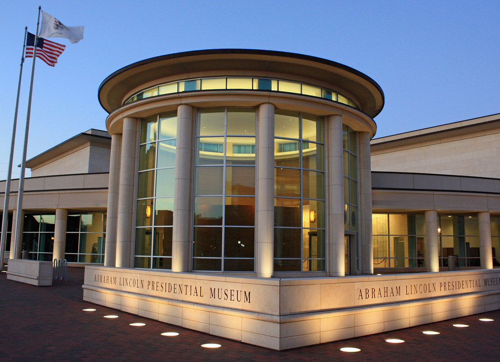 Springfield Il Abraham Lincoln Presidential Library And