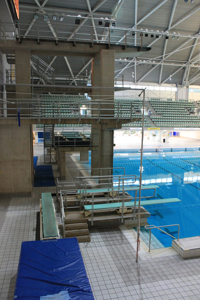 Sydney Olympic Park Aquatic Centre Diving