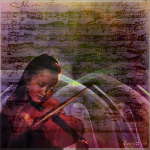 Violin Sonata No.1 in G Minor | by Temari 09