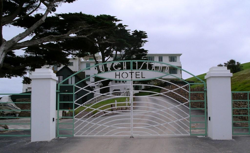 Burgh Island Hotel Devon Burgh Pronouned Burr Island