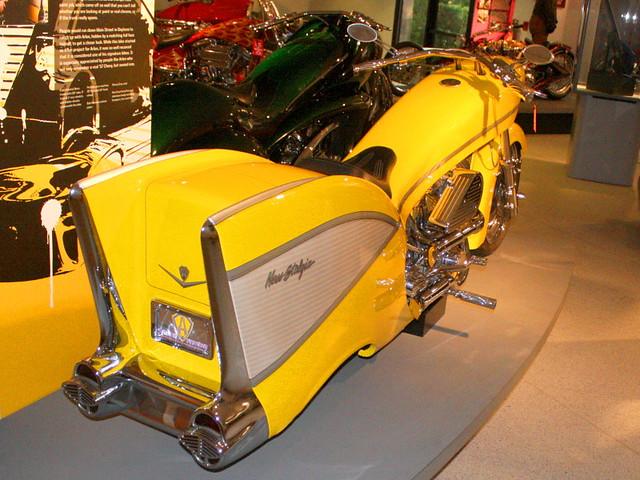 Bel Air Car >> Ness Stalgia | I've seen this bike at bike runs before ...