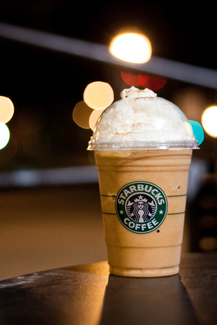 White drink starbucks keto