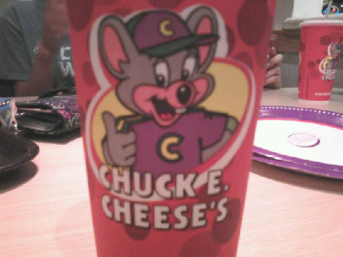 Chuck E Cheese Cup Mckenzie Flickr