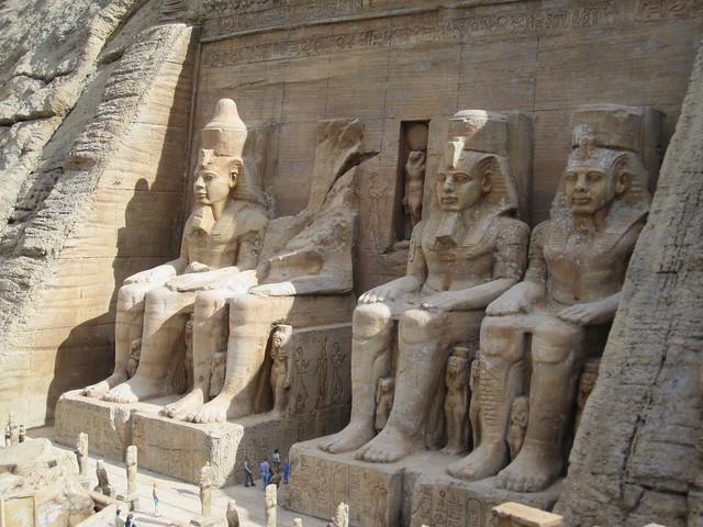 アブ・シンベル神殿の画像 p1_9