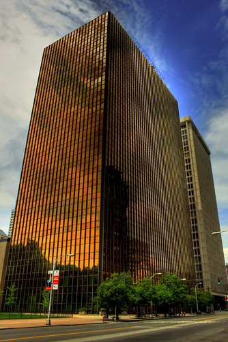 The Gold Building, Downtown Hartford, CT | by RajRem
