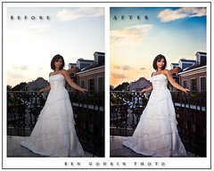 Before/After using lightroom | by Ben Godkin [Caroline+Ben Photography] SWPB