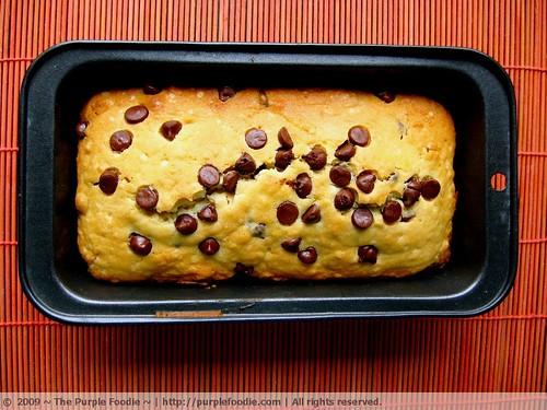 Chocolate Chocolate Cake Purple Foodie