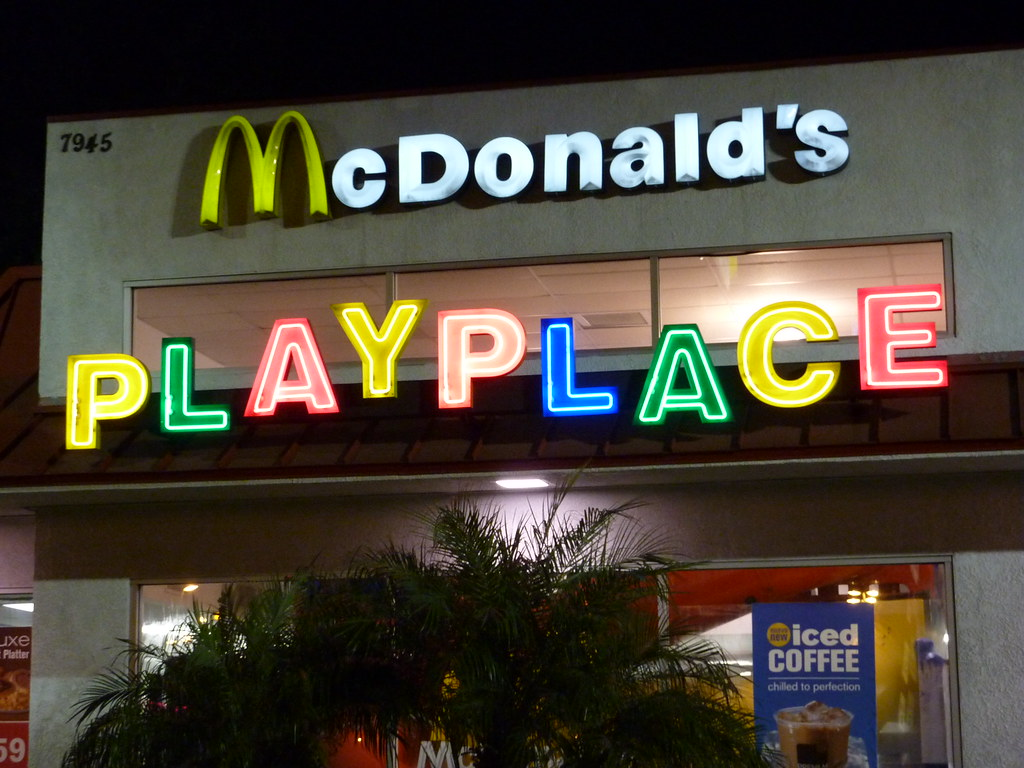 mcdonald 39 s playplace chester paul sgroi flickr. Black Bedroom Furniture Sets. Home Design Ideas