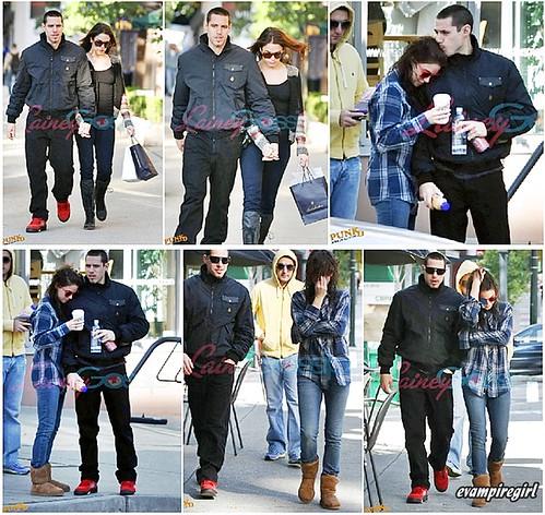 Nikki Reed && her boyfriend in Vancouver   Nikki Reed ...