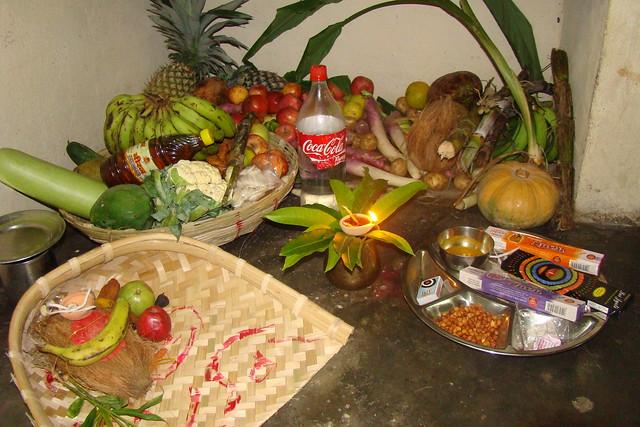 Chat pooja in itanagar arunachal pradesh flickr photo for Arunachal pradesh cuisine