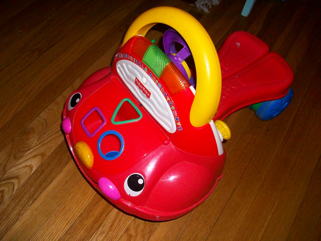 Amazon.com: fisher price ride on car