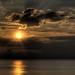 enhanced sunset