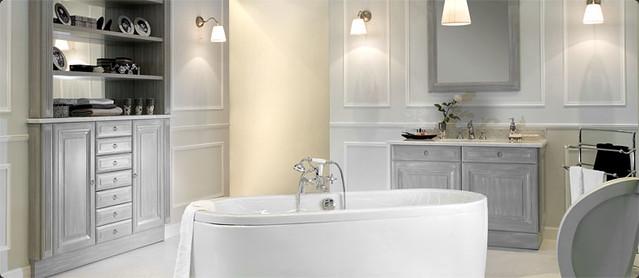 Vogica salle de bain Classique boiseries flamandes | Flickr