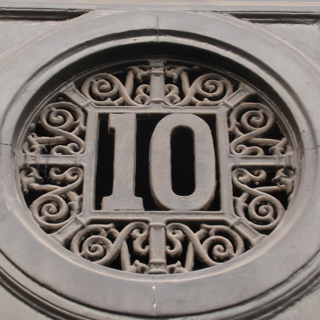 10 House Number