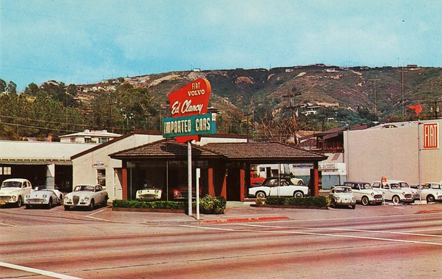 Ed clancy imported cars laguna beach ca flickr photo for Clancy motors used cars